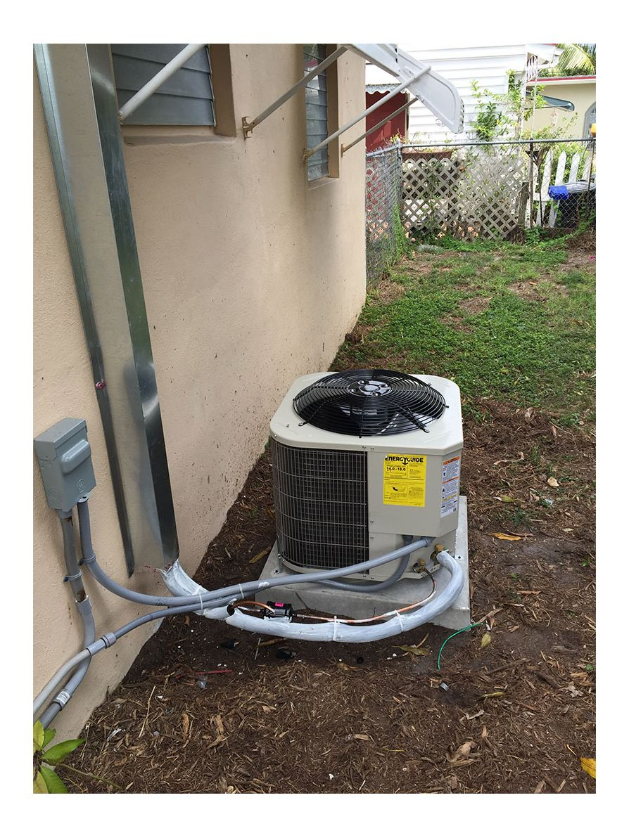 2 ton air conditioning unit